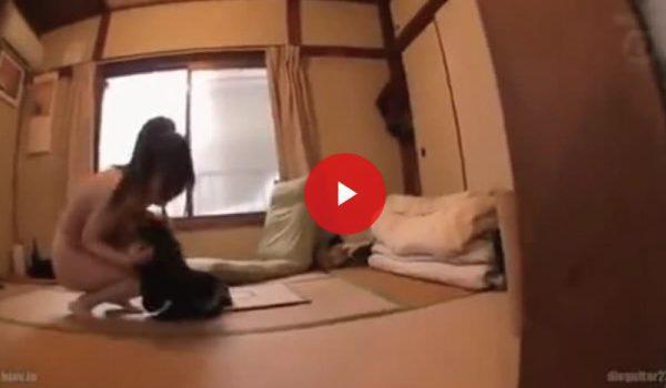 石原莉奈のお宅訪問動画