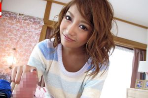 【明日花キララ】同棲彼女の朝立ちチ○ポを手コキフェラ!お礼のクンニ絶頂!