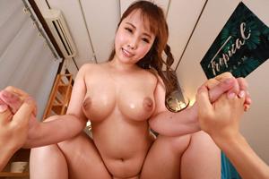 【玉木くるみVR】天井特化アングル!玉木くるみと耐久セックス!!